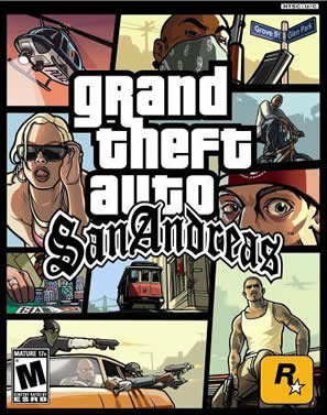 Grand Theft Auto San Andreas (PC) Gtasan