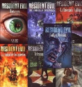 Coleção Resident Evil - 6 Livros
