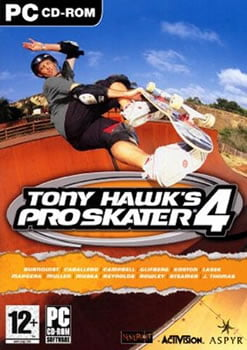 Download Tony Hawk's Pro Skater 4 - PC RiP