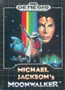 Download Game Michael Jackson's Moonwalker