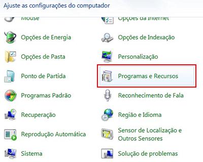 Programas E Recursos