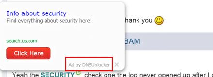 Ad by DNS Unlocker