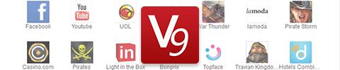 Remova o virus V9