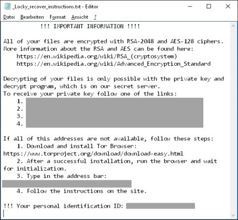 Conteúdo do ficheiro _Locky_recover_instructions.txt