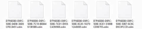 Remoção do ransomware vírus Odin