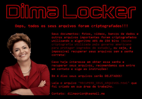 DilmaLocker papel de parede