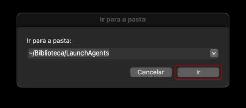 Ir para ~/Biblioteca/LaunchAgents